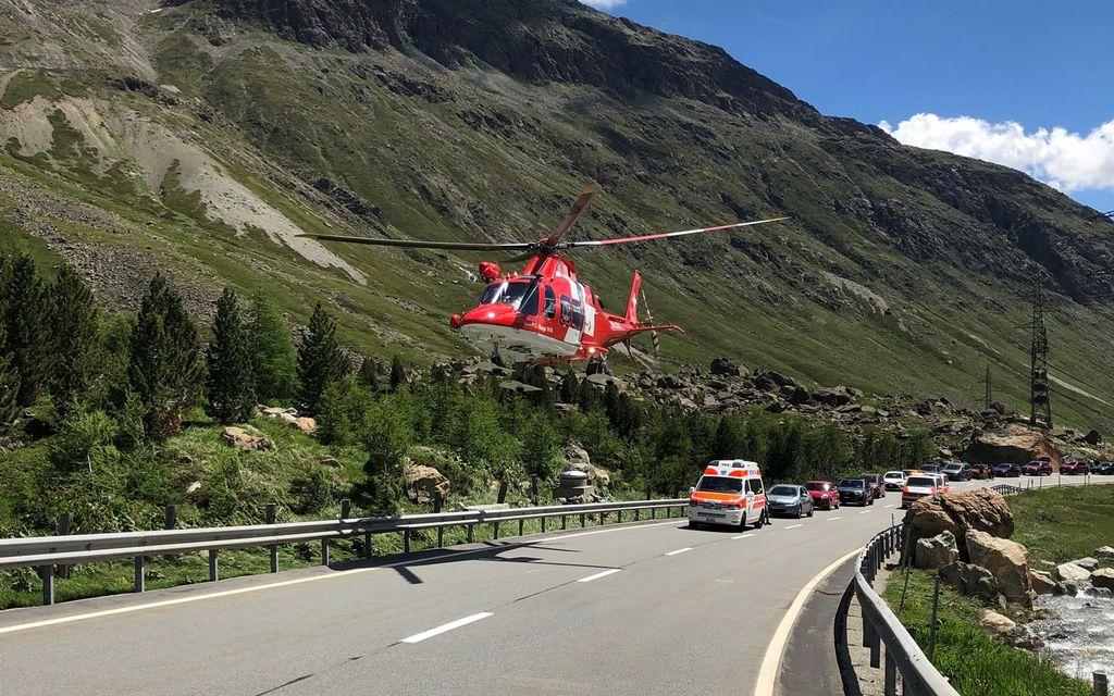 Incidente mortale per un motociclista italiano