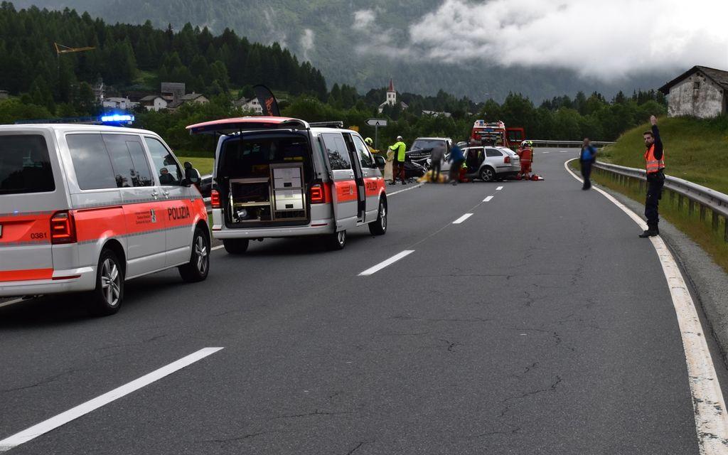 Un morto e quattro feriti nello scontro di Maloja
