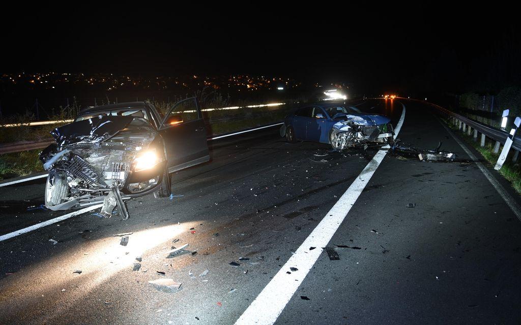 Tre veicoli coinvolti in incidente sulla A13