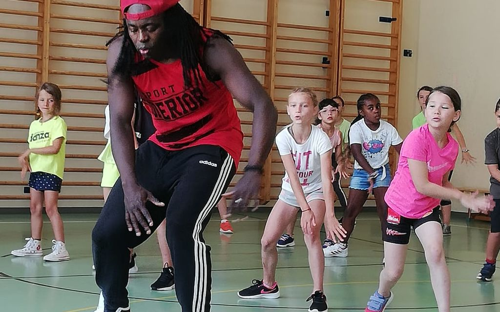 Urban Dance Summer Camp: foto e video