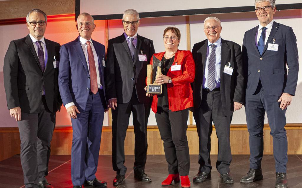 EMS-CHEMIE riceve Premio nazionale formazione