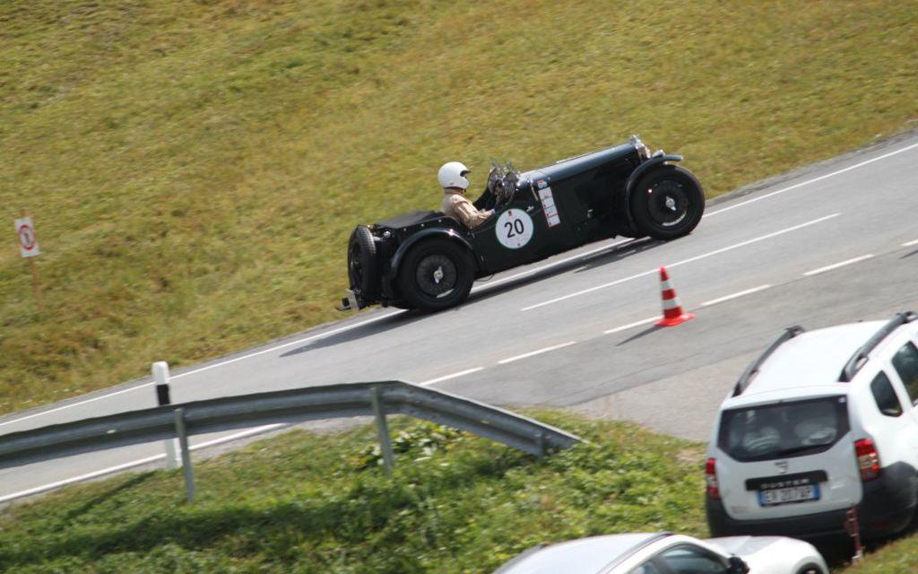 Disagi al traffico sul Bernina