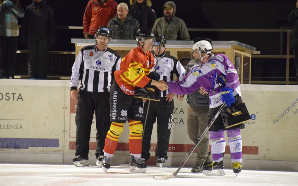 HC Poschiavo - Hockey Bregaglia: 7 a 1