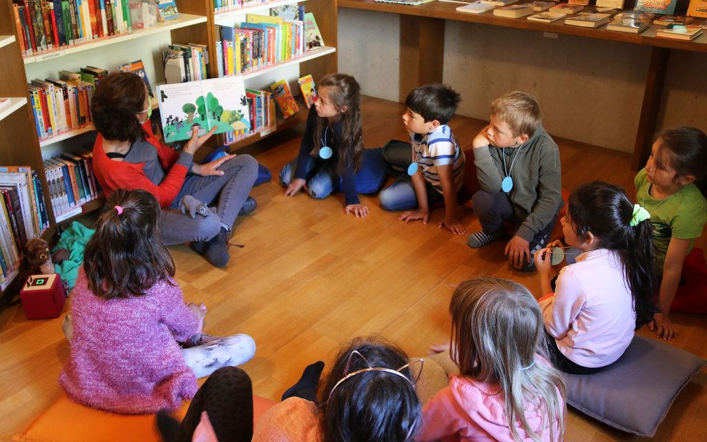 Giornata di lettura ad alta voce in Valposchiavo