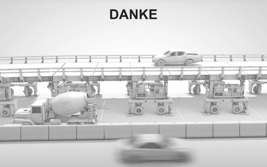 La Svizzera pronta a sperimentare l'Astra Bridge