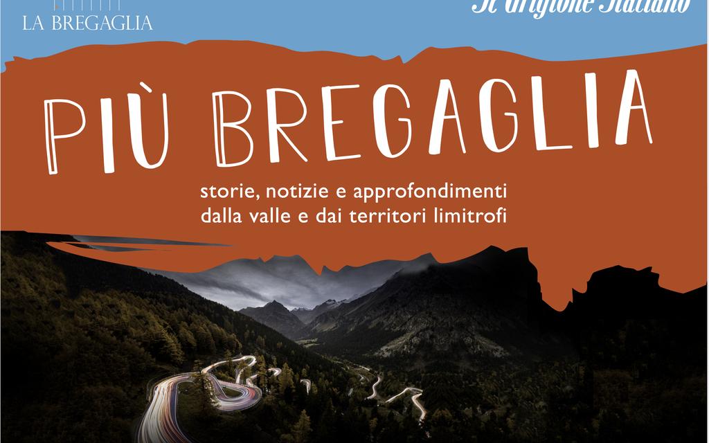 """""""Più Bregaglia"""" con Anna Giacometti"""