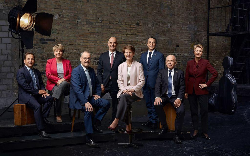 Conferenza del Consiglio federale