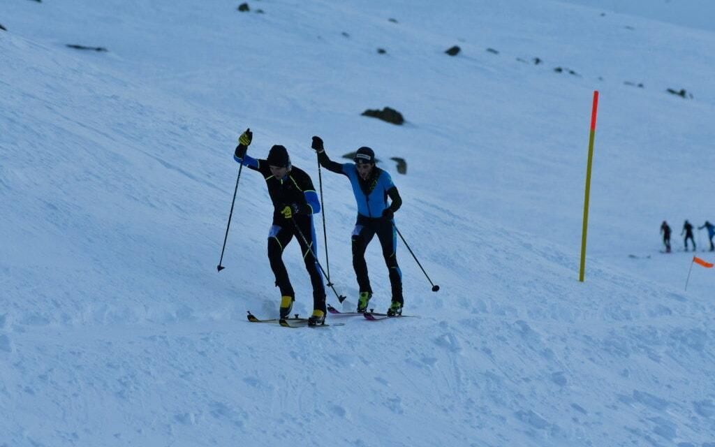 3-Summits Skimo vertical Diavolezza: i risultati