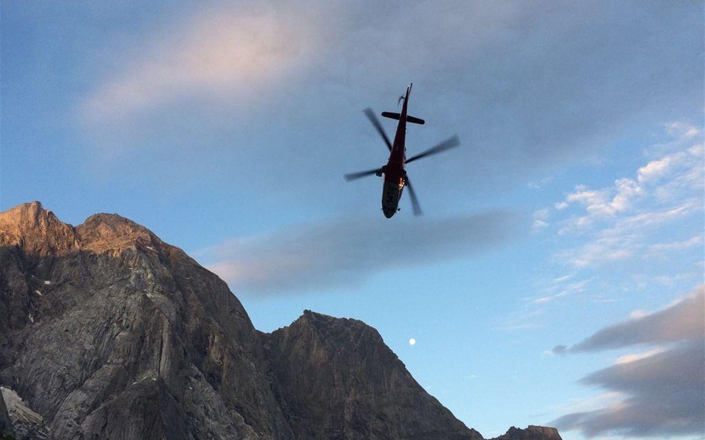 Grave una scalatrice francese sul Pizzo Badile