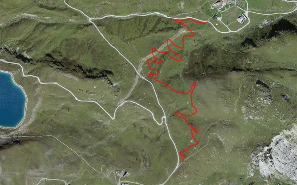 Il Governo retico approva il flow trail Celerina