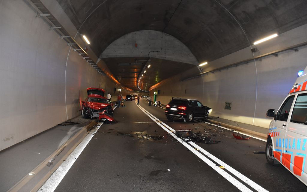 Tunnel A13 di Roveredo, troppi incidenti