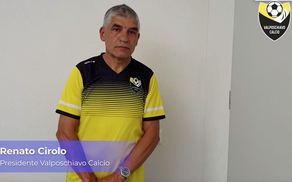 Intervista di inizio stagione a Renato Cirolo