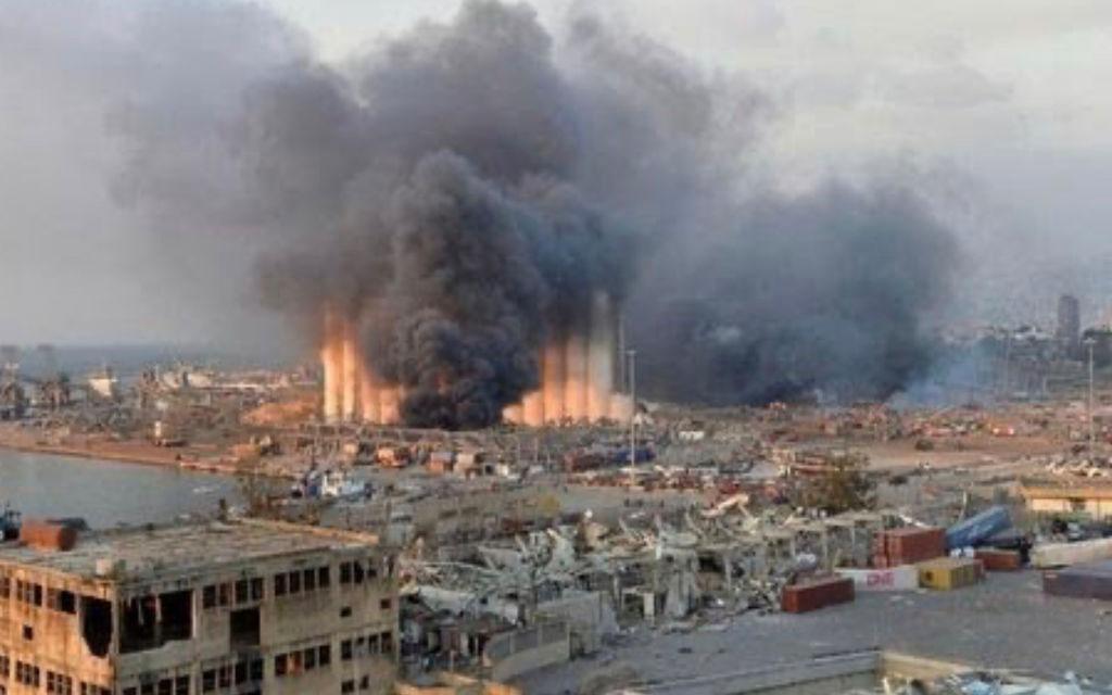 Appello alle donazione per il Libano