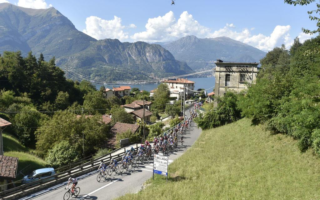 Badilatti 23º al Lombardia