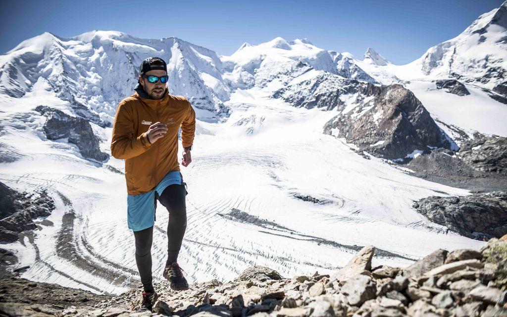 Quattro gare con la Bernina Ultraks