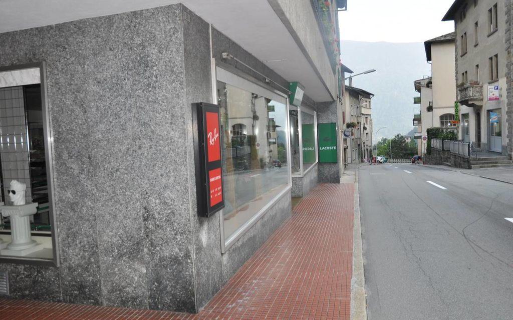 Chiusura notturna della strada a Campocologno