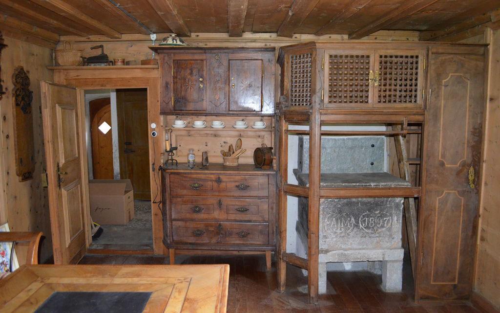 Sussidio per il restauro di «Casa Malussi» a Bondo