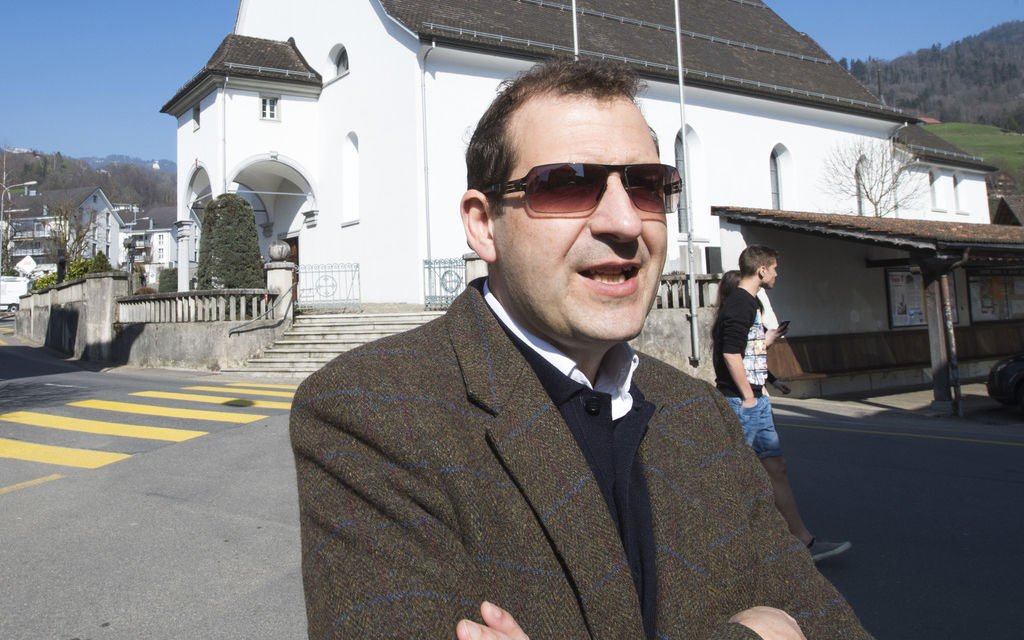 Portavoce diocesi Giuseppe Gracia lascia