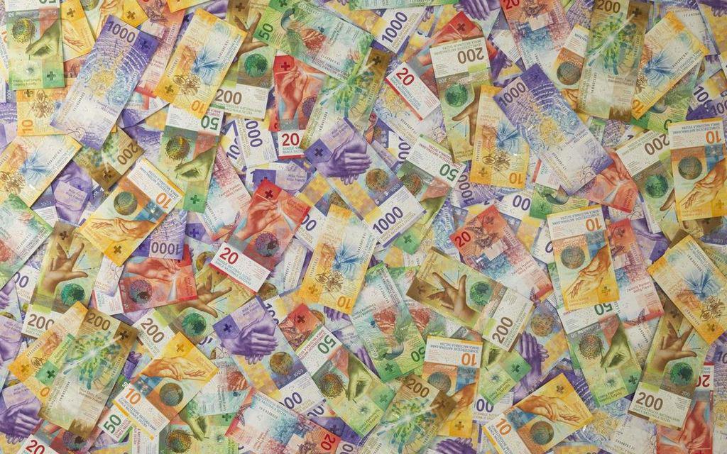 38 miliardi di franchi spesi nel Covid-19