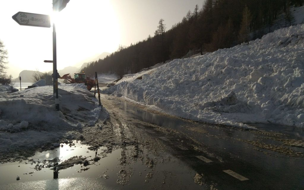 Giovedì: strada del Maloja chiusa dalle 11 alle 18