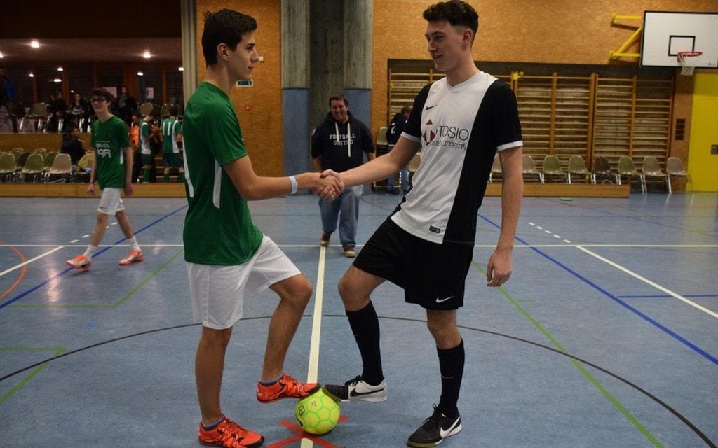 Torneo Calcio a 5 FU: le foto