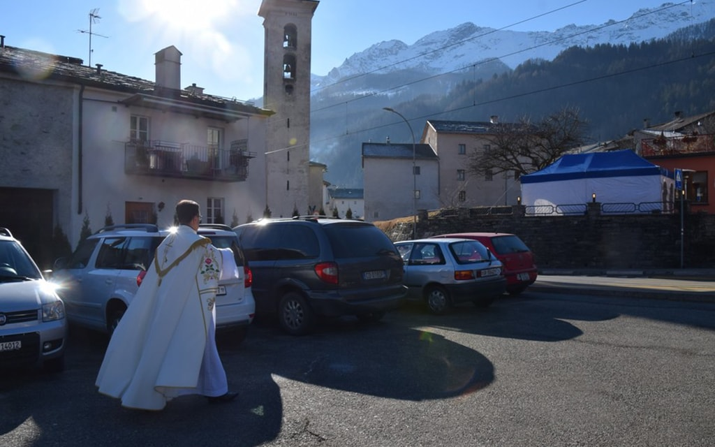 Festa di Sant'Antonio Abate: le foto