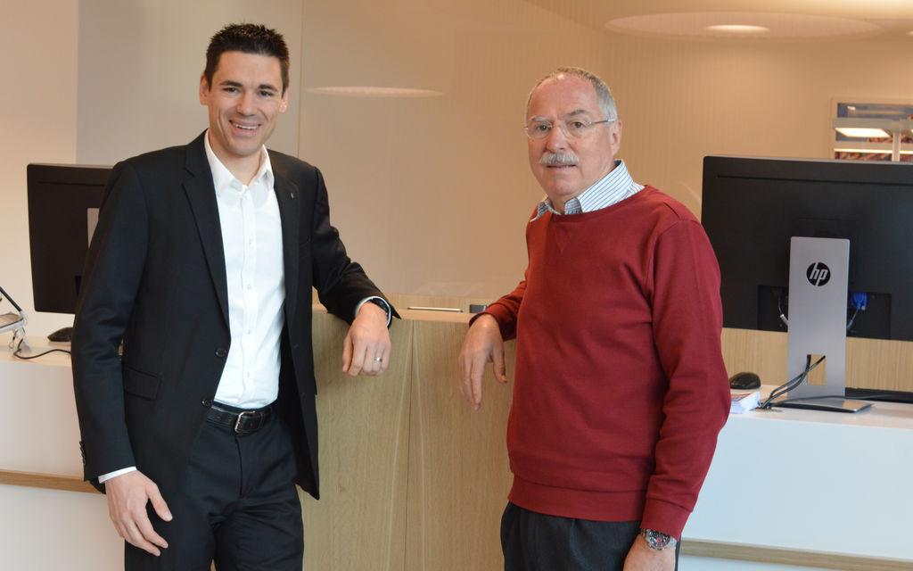 Nuovo Presidente della Direzione per la Raiffeisen