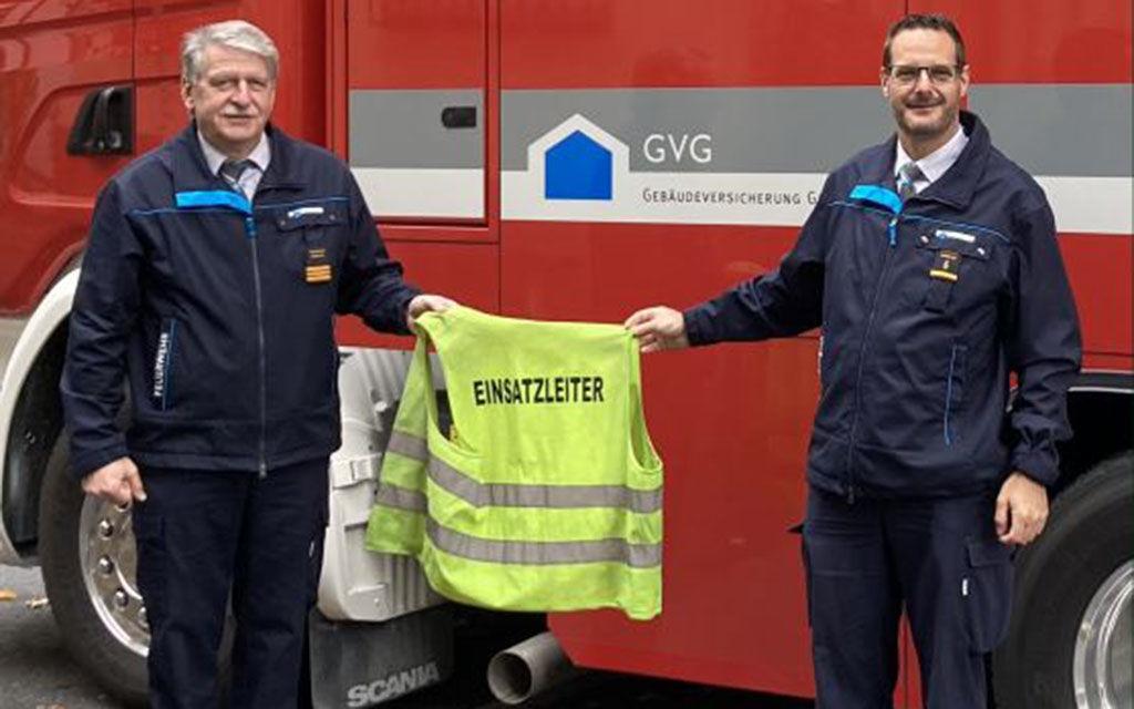Pompieri: Hansueli Roth passa il testimone