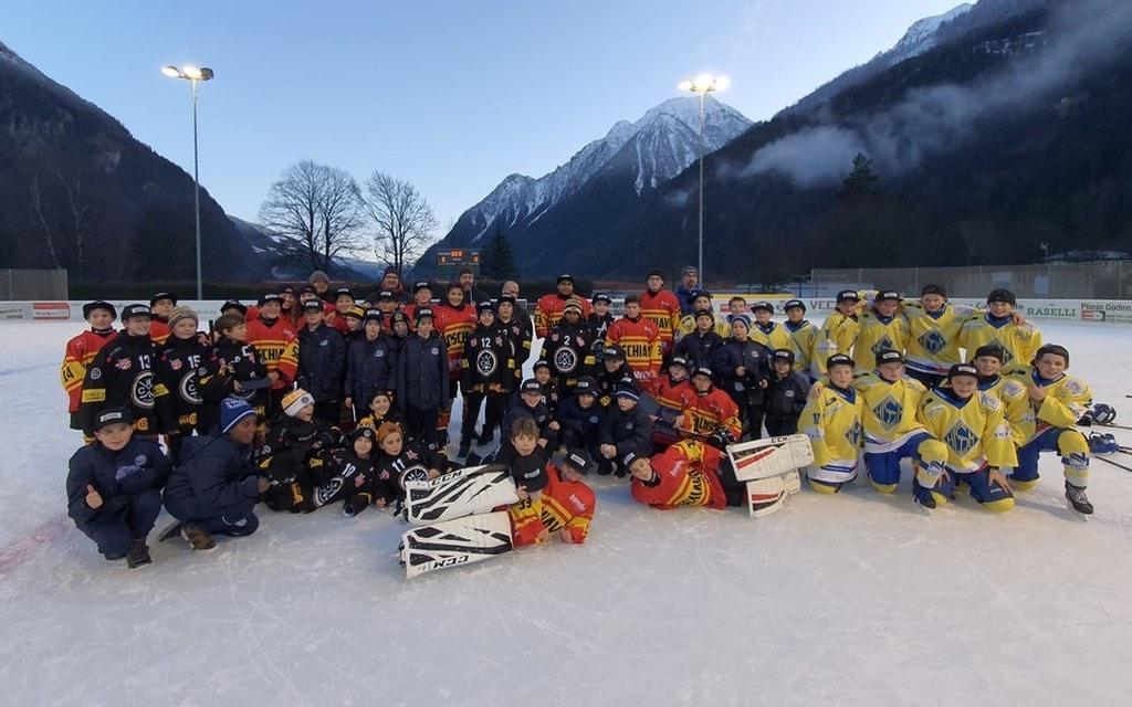 All'EHC St. Moritz la Future Cup 2019