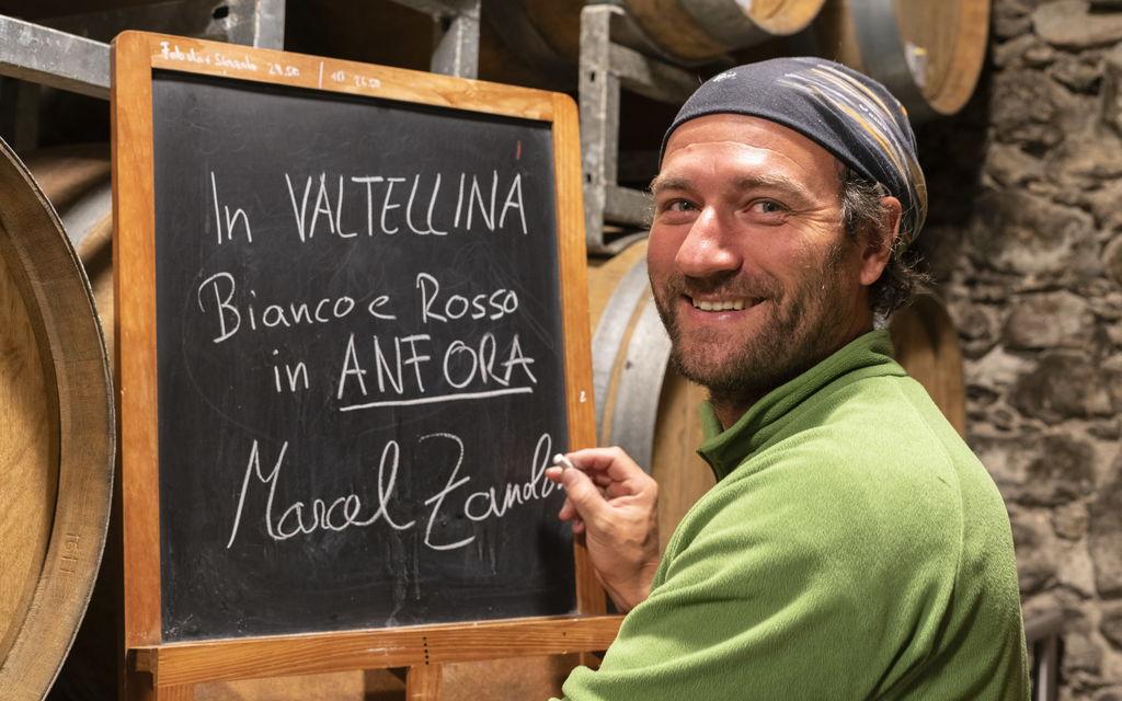 Marcel Zanolari premiato a Coira da Idee-Suisse