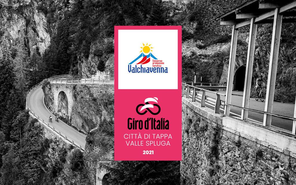 Il Giro d'Italia sul Passo Spluga