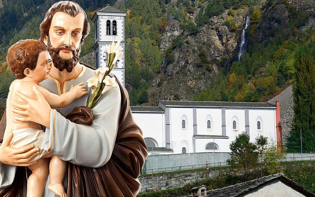 Santa Messa di San Giuseppe