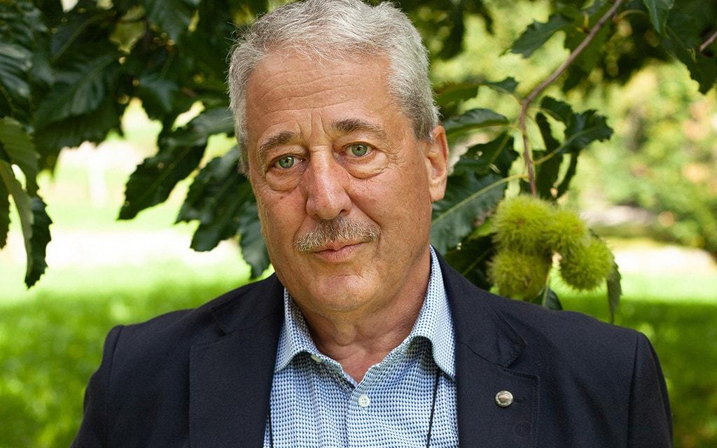 Arturo Plozza presidente della Regione Bernina