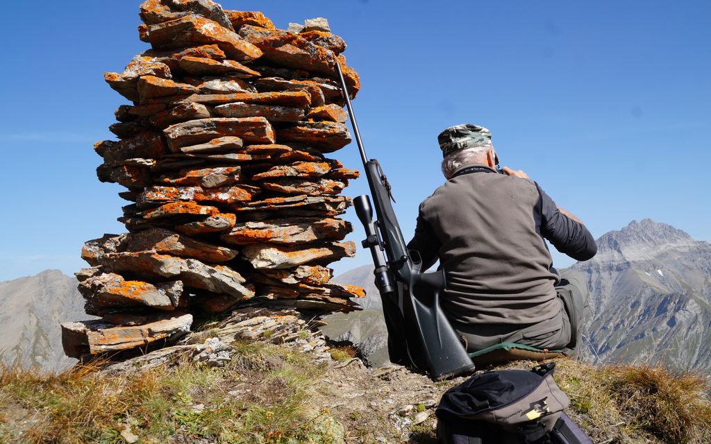 Vendita licenze di caccia