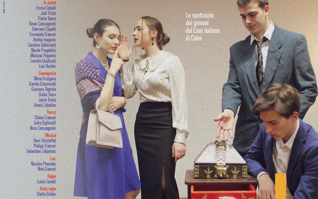 Teatro Coro Italiano andrà solo in streaming