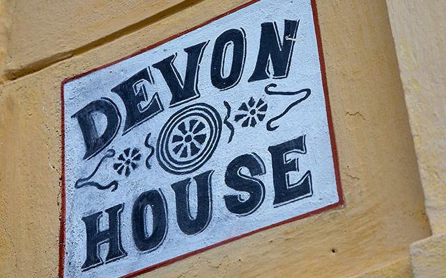 Devon House, proiezione rinviata per maltempo
