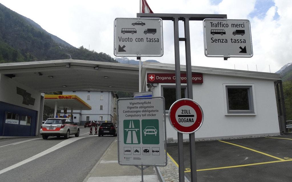 Chiuse diverse dogane svizzere (AGGIORNATO)