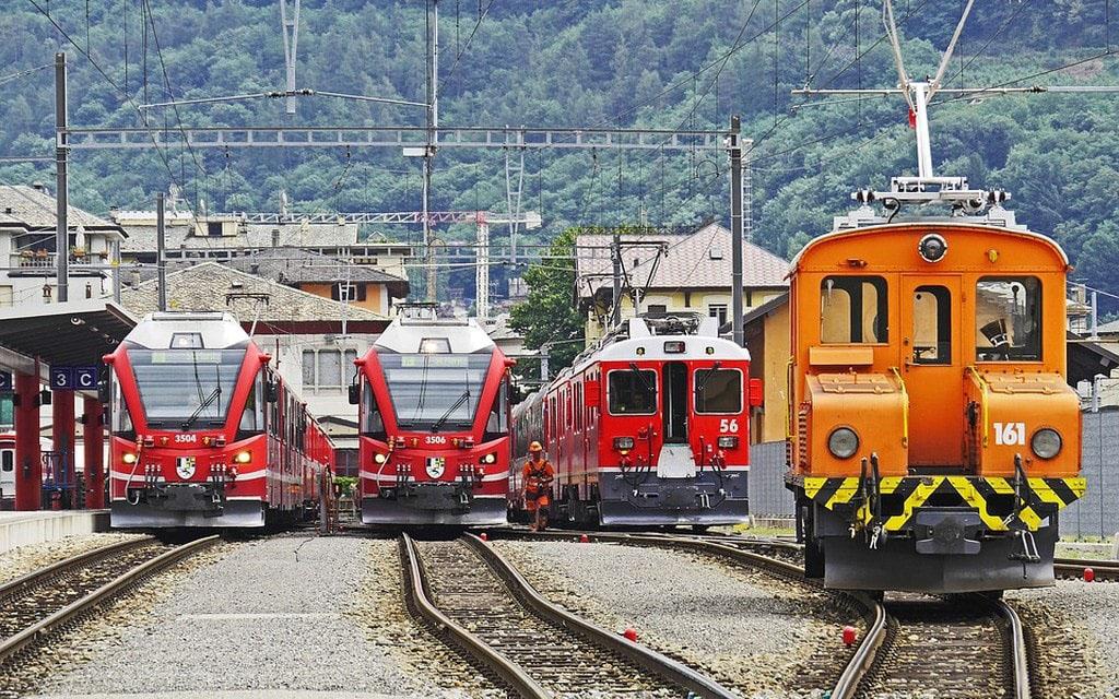 Traffico ferroviario: Tirano è zona rossa