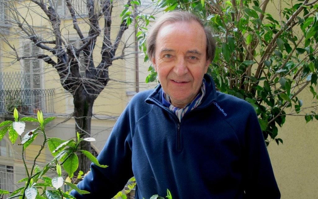 Gli 80 anni di Giorgio Luzzi
