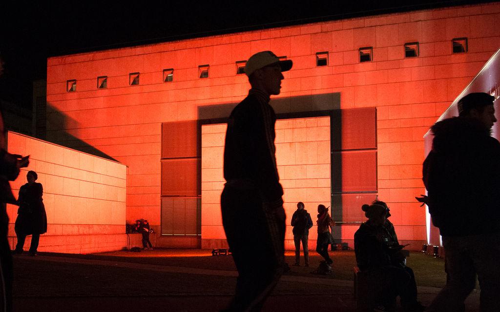 Una notte di luce per sostenere la cultura