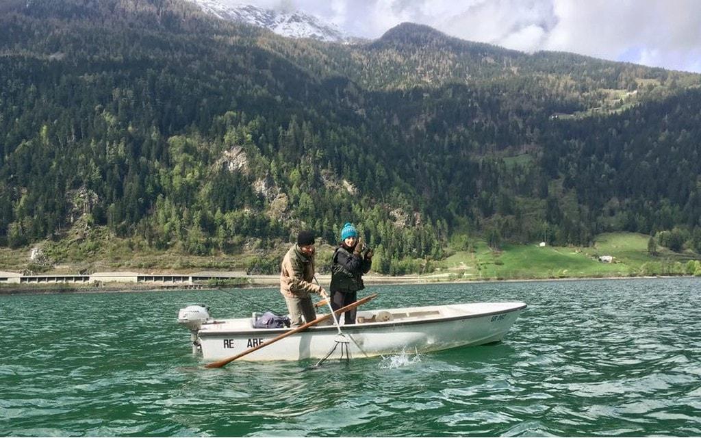 Statistica della pesca nei Grigioni