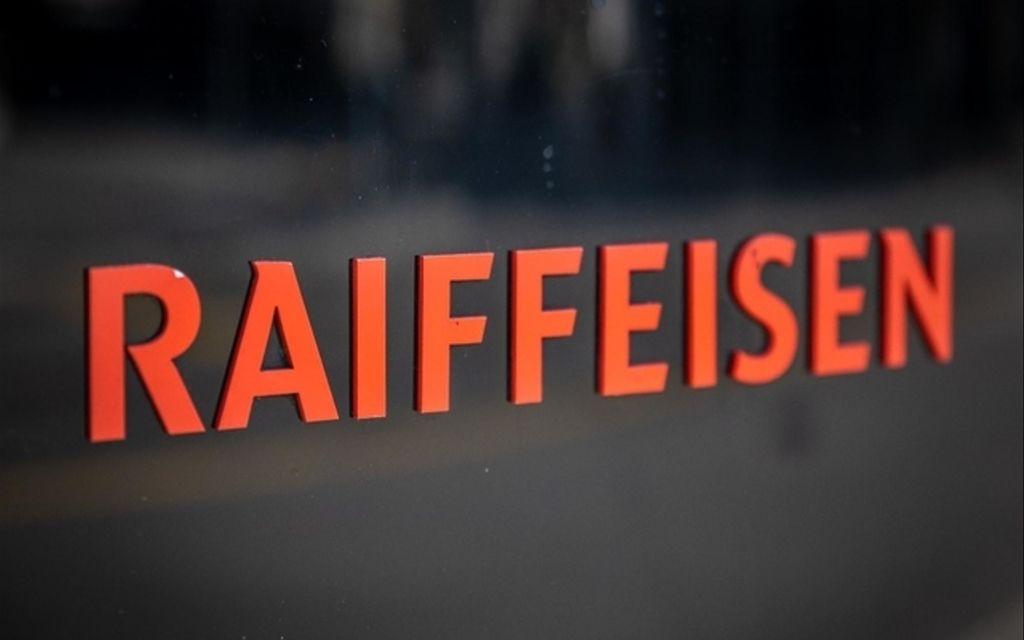 Un A+ per Raiffeisen Svizzera