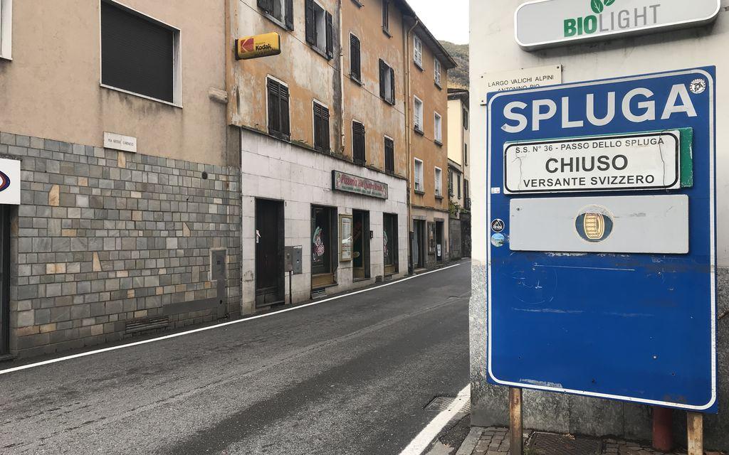 Il Passo Spluga è stato riaperto