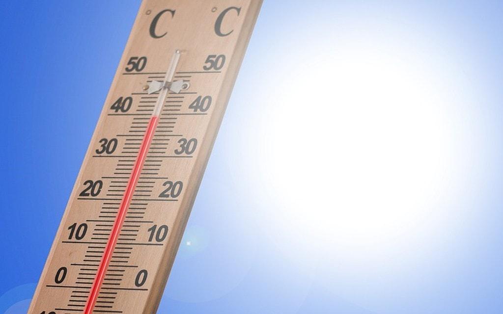 Un mese di luglio più caldo della media
