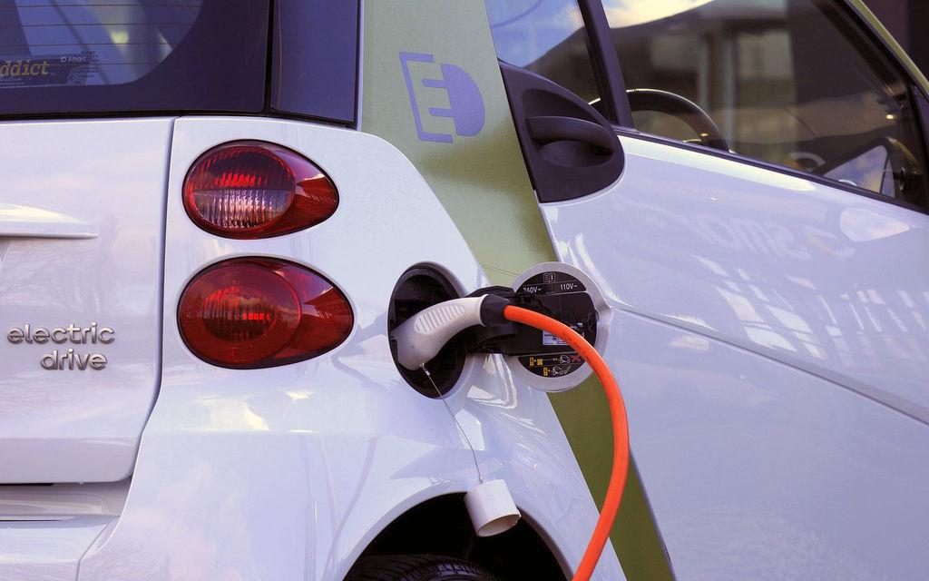Impennata delle automobili elettriche