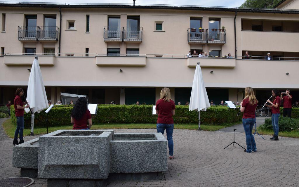 Concertini Filarmonica comunale di Poschiavo