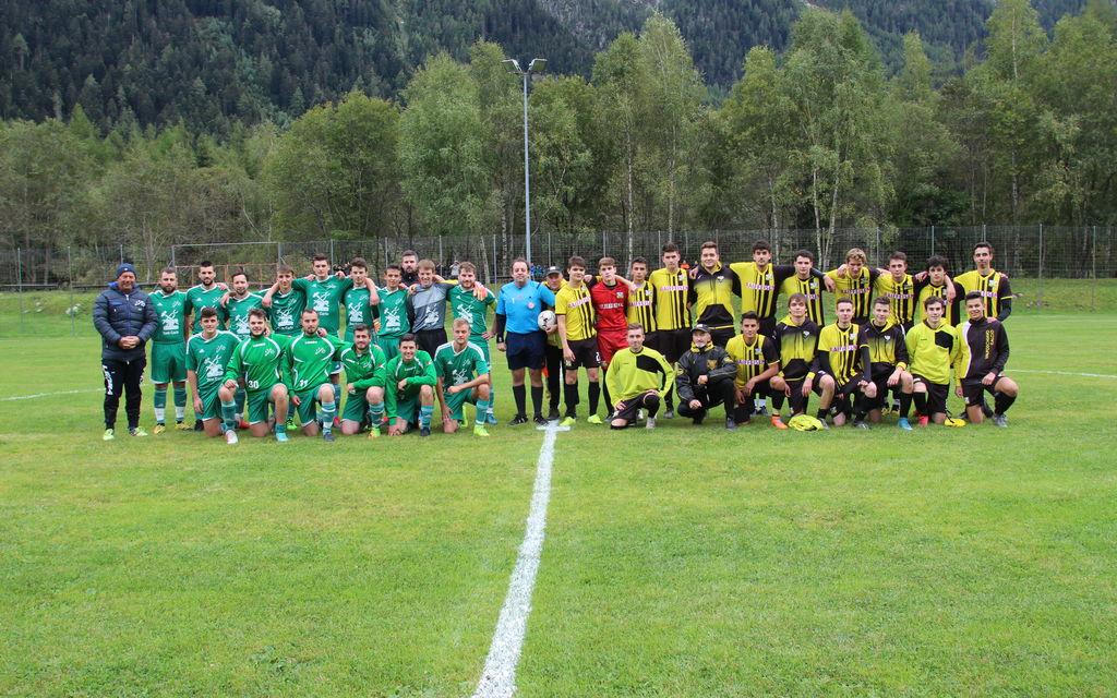 Il derby va alla Valposchiavo calcio