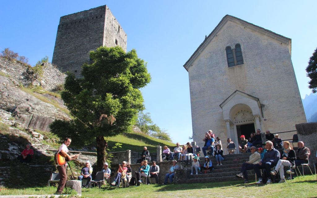 È iniziato il Festival della Castagna