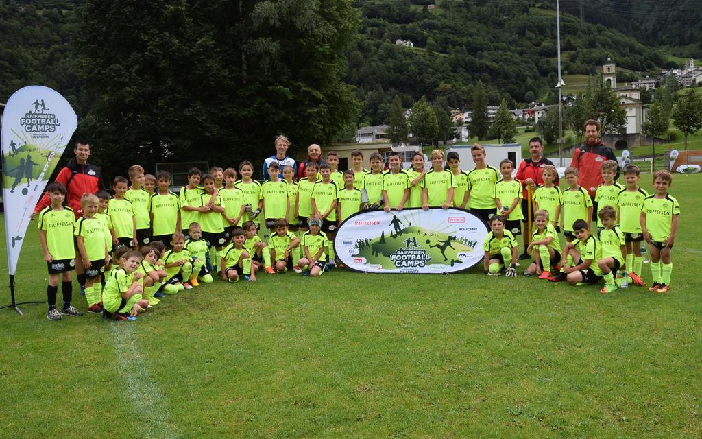 Raiffeisen Football Cump 2020: le foto
