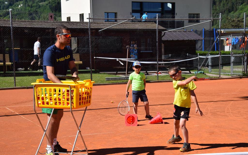 Tennis Club Valposchiavo: ripartono le attività
